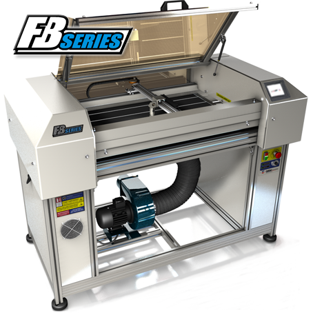 Laser cutting machine - FB500